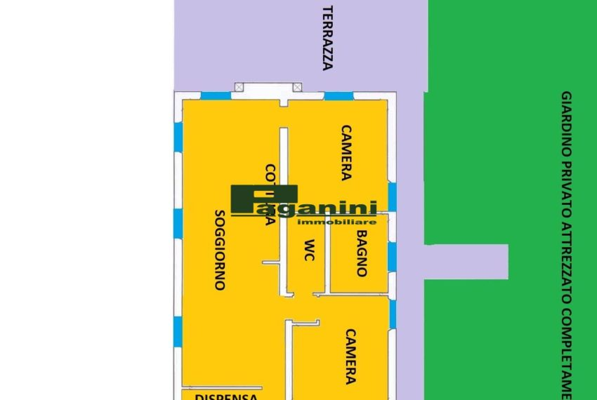 planimetria fezzano